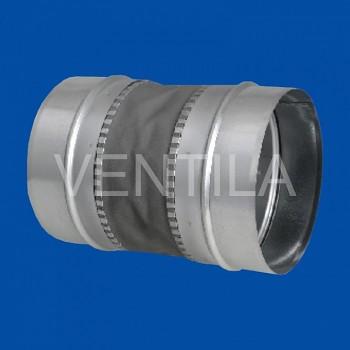 Pružné připojení kruhové 355 mm - Vrácení zboží není možné