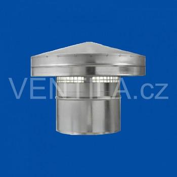 PROTIDEŠŤOVÁ STŘÍŠKA S LEMEM Ø 112 mm - Vrácení zboží není možné