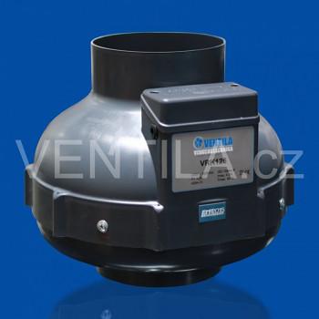 Potrubní radiální ventilátor VRK 125