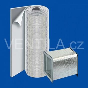 IZO-VENT 20 metal 1,5 m/10 m role 15 m2