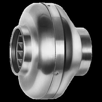 Potrubní radiální ventilátor Helios RR 125 C (2-rychlostní)