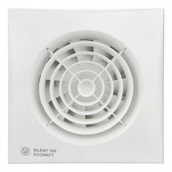 Tichý ventilátor Soler&Palau SILENT 100 ECOWATT CRZ
