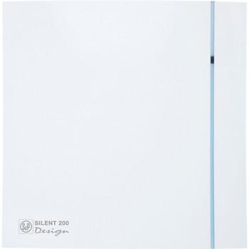 Tichý ventilátor Soler&Palau SILENT 200 DESIGN CRZ 3C tichý