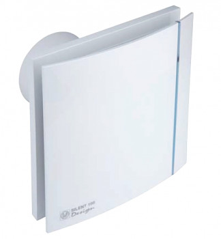 Tichý ventilátor Soler&Palau SILENT 100 DESIGN CZ 3C 12V