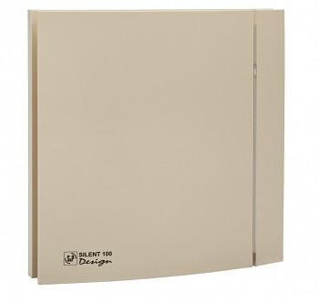 Tichý ventilátor Soler&Palau SILENT 100 DESIGN Ivory CRZ 4C tichý