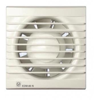 Koupelnový ventilátor Soler&Palau EDM 80 N