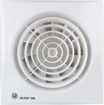 Tichý ventilátor Soler&Palau SILENT 300 CRZ PLUS tichý
