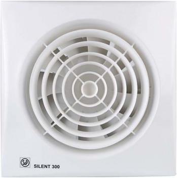 Tichý ventilátor Soler&Palau SILENT 300 CHZ PLUS tichý