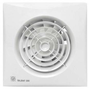 Tichý ventilátor Soler&Palau SILENT 200 CHZ tichý