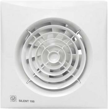 Tichý ventilátor Soler&Palau SILENT 100 CRZ tichý