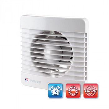 Koupelnový ventilátor Vents 100 MTL TURBO