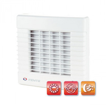 Koupelnový ventilátor Vents 150 MAL Turbo