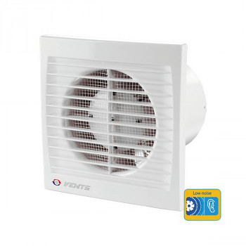 Koupelnový ventilátor Vents 125 SQ (Silenta)