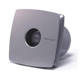 Koupelnový ventilátor Cata X-MART 12 H INOX