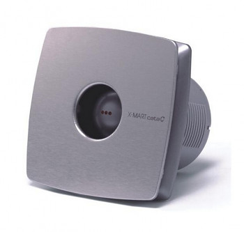 Koupelnový ventilátor Cata X-MART 12 T INOX