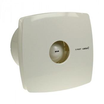 Koupelnový ventilátor Cata X-MART 10 T (bílá)