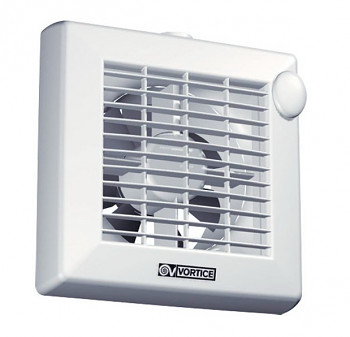 "Koupelnový ventilátor Vortice PUNTO M 120/5"" AT HCS LL"