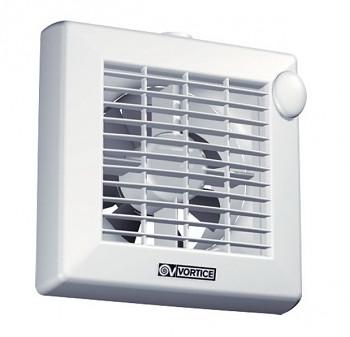 "Koupelnový ventilátor Vortice PUNTO M 120/5"" A PIR LL"