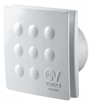 Koupelnový ventilátor Ventilátor Vortice Punto Four MFO 120 T