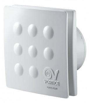 Koupelnový ventilátor Ventilátor Vortice Punto Four MFO 100 T