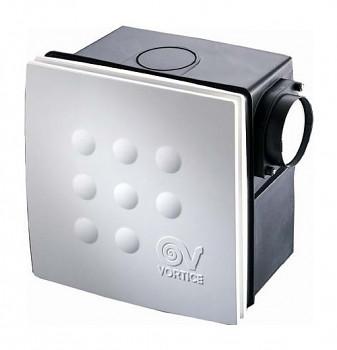 Radiální ventilátor do koupelny Vortice Quadro Micro 100 I