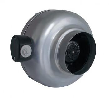 Radiální potrubní ventilátor Potrubní radiální ventilátor S&P RM 100 L