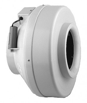 Radiální potrubní ventilátor Potrubní radiální ventilátor S&P RK 250 L