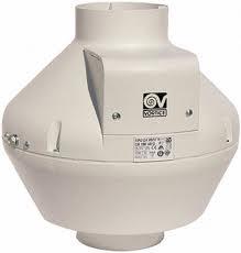 Radiální potrubní ventilátor Vortice CA 315-V0 E