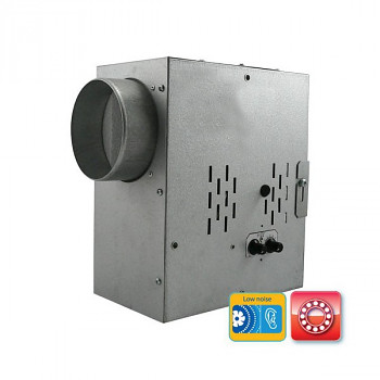 Potrubní radiální ventilátor Vents KSA 150 - 2E U