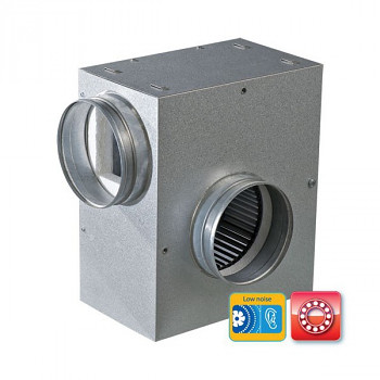 Potrubní radiální ventilátor Vents KSA 315 - 4E
