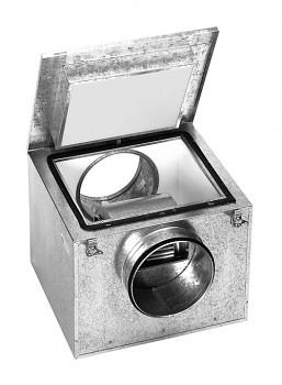 Potrubní radiální ventilátor S&P CAB 400
