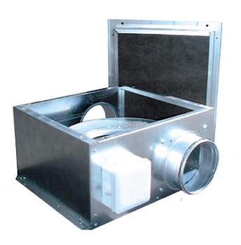 Potrubní radiální ventilátor S&P CAB 160 PLUS