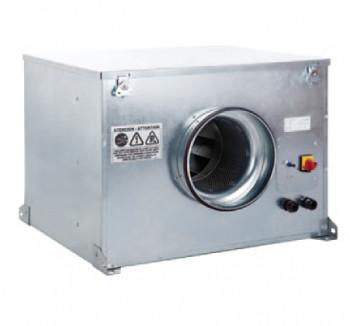 Potrubní radiální ventilátor S&P CAB 125 ECOWATT