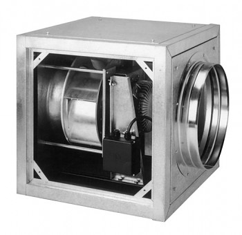 Potrubní radiální ventilátor S&P CVAB/4-3800/355