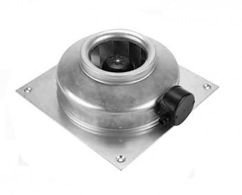 Radiální nástěnný ventilátor S&P RMQ 250 L