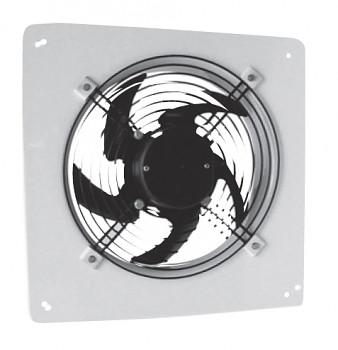 Nástěnný axiální ventilátor S&P HXBR/4-500