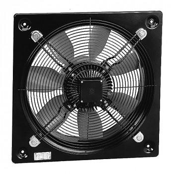 Nástěnný axiální ventilátor S&P HCFB/4-630 H