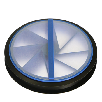 Zpětná klapka s usměrňovačem <br>KZK-U 150