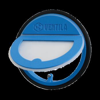 Ventila KPK 125 pachutěsná zpětná klapka