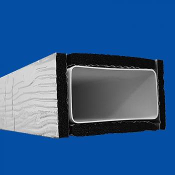 Izolace pro hranaté potrubí IZO 55x110/500 HP