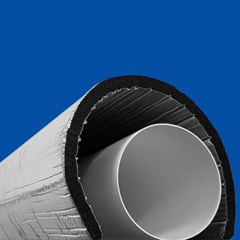 Izolace pro kruhové potrubí IZO 125/1000 KP