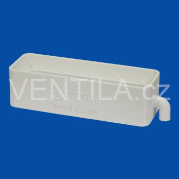 Výpusť kondenzátu HVK-B 60x204