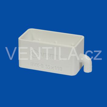 Výpusť kondenzátu HVK-B 55x100
