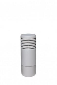 ROSS hlavice Ø 125 mm, světle šedá RAL 7040