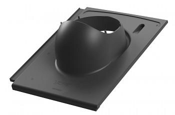 Průchodový prvek EVO, černá RAL 9005
